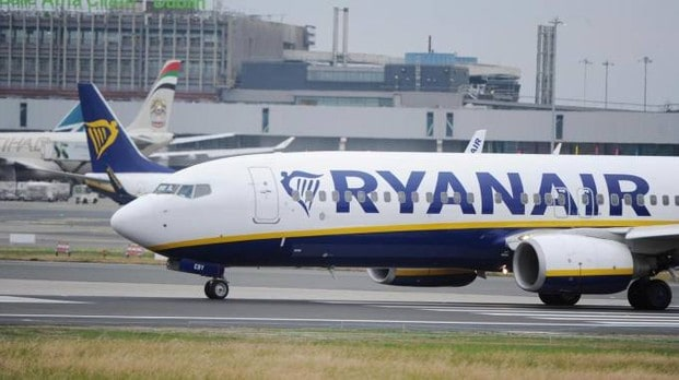 The Ryanair strike of 25-26 July also affects Italy