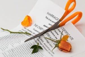 הסכם נישואים נגזר