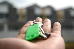 יד מחזיקה מפתחות